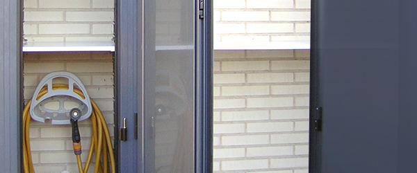 Ventanas y persianas castell expertos en ventanas de pvc - Armario aluminio terraza ...