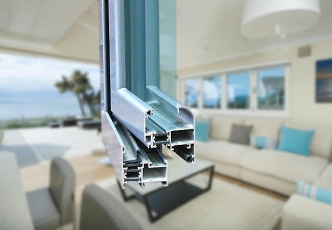 Especialistas en ventanas de aluminio con rotura de puente - Ventanas rotura puente termico precios ...